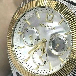 Invicta Angel 23752 Ladies Two Tone Watch